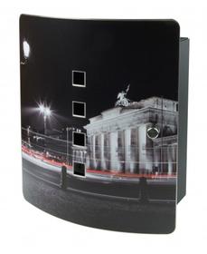 Skrzynka na klucze NI BERLIN AT NIGHT Burg-Wachter