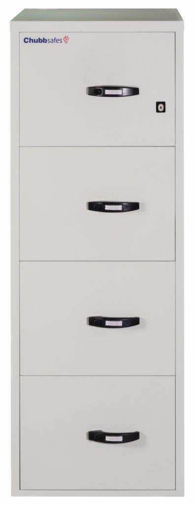 szafa Fire File 25 z czterema szufladami