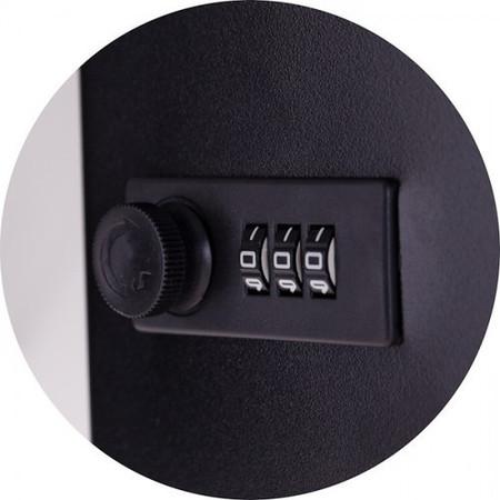 Skrzynka na 46 kluczy z zamkiem szyfrowym RODO YKB/540