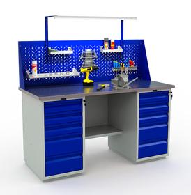 Stół warsztatowy PRAKTIK WT-160/WD5/WD5.011