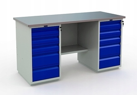Stół warsztatowy PRAKTIK WT-160/WD5/WD5.000