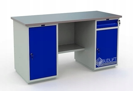 Stół warsztatowy PRAKTIK WT-160/WD1/WD2.000