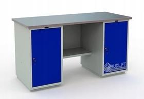 Stół warsztatowy PRAKTIK WT-160/WD1/WD1.000