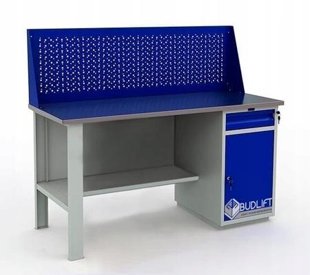 Stół warsztatowy PRAKTIK WT-160/F1/WD2.010