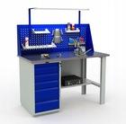 Stół warsztatowy PRAKTIK WT-140/WD5/F1.011