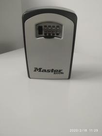 skrytka na klucze Master Lock
