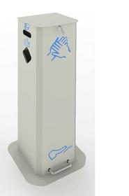 Kolumnado dezynfekcji rąk KDM
