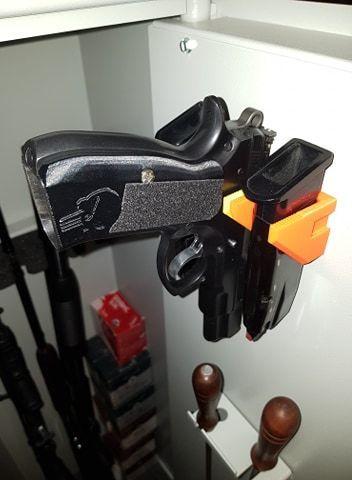 uchwyt na broń