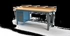 Stół warsztatowy Adam 2000/4S