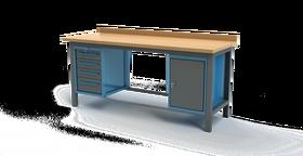 Stół warsztatowy Adam 2000/12S
