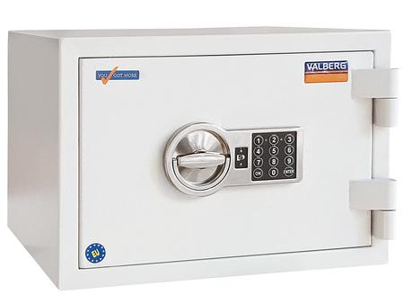 Sejf antywłamaniowy ognioodporny VALBERG ASF 32 EL klasa I wg PN-EN 1143-1 zamek elektroniczny promocja
