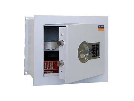 Sejf ścienny elektroniczny VALBERG AW-1 3329 kl. I (1)