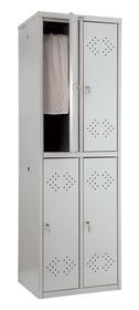 SZAFA metalowa socjalna ubraniowa BHP PRAKTIK LS22