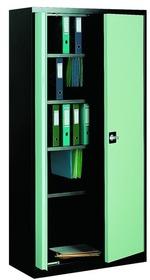 Szafka biurowa MALOW SBM 210 M lx drzwi chowane