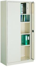 Szafka biurowa MALOW SBM 211 M lx chowane drzwi