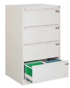 SZAFA kartotekowa biurowa MALOW SZK302ST 4szuflady (1)