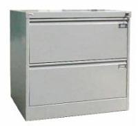 SZAFA aktowa kartotekowa MALOW SZK102ST 2 szuflady