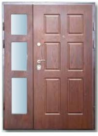 Certyfikowane drzwi dwuskrzydłowe DL 1.4/2 DRAGON