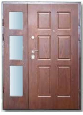 Certyfikowane drzwi dwuskrzydłowe DL 1.4/2 DRAGON (1)