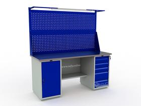 Stół warsztatowy PRAKTIK WT-180/WD5/WD1.021