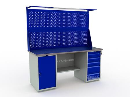 Stół warsztatowy PRAKTIK WT-180/WD5/WD1.021 (1)