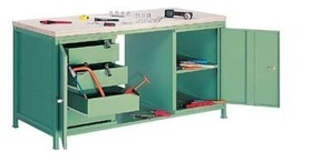 Stół roboczy warsztatowy na narzędzia MALOW STW402