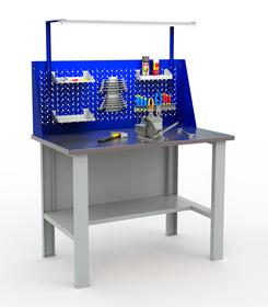 Stół warsztatowy narzędziowy PRAKTIK WT-120