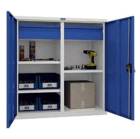 Szafa narzędziowa PRAKTIK TC-1095/100302 do garażu (1)