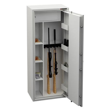 Szafa na broń KONSMETAL MLB150D/6+4 + BLOKADA SPUSTU (2)