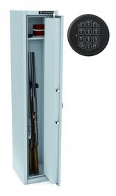 Szafa na broń MLB 150P/3 E zamek ELEKTRONICZNY
