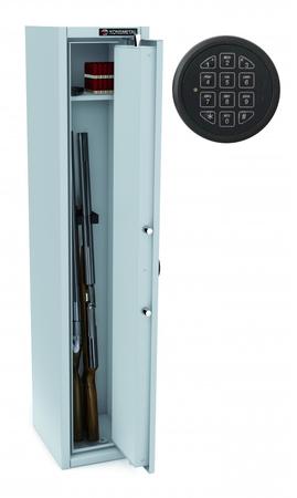 Szafa na broń MLB 150P/3 E zamek ELEKTRONICZNY (1)