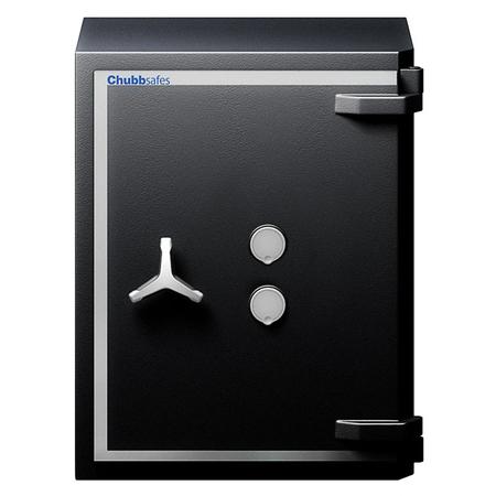 Luksusowy sejf TRIDENT 170 - poczwórna ochrona - IV EX CD 60 P (1)
