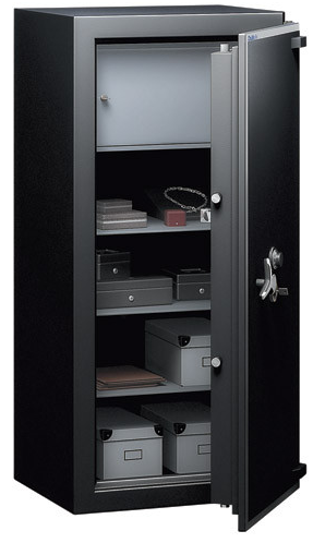 Sejf TRIDENT 600- poczwórna ochrona- klasa: IV EX CD 60 P (2)
