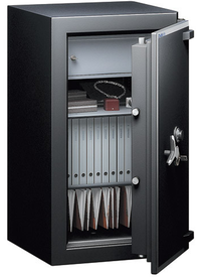 Luksusowy sejf TRIDENT 310- poczwórna ochrona- klasa: V EX CD 60 P