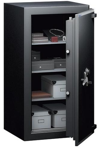 Luksusowy sejf TRIDENT 420- poczwórna ochrona- klasa: V EX CD 60 P (2)