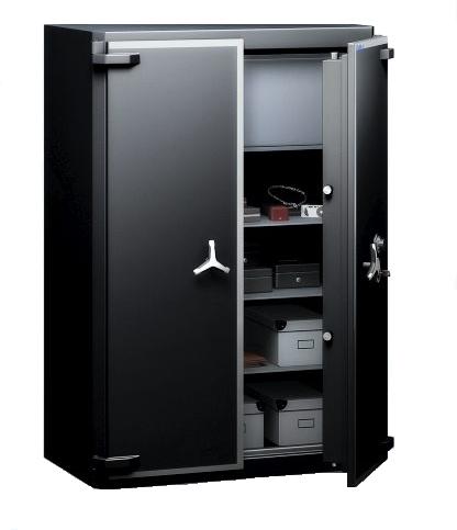 Luksusowy sejf TRIDENT 910- poczwórna ochrona- klasa: V (2)