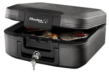 kaseta master lock ognioodporna i wodoodporna 20101
