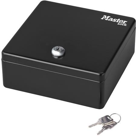 kaseta na klucze i pieniądze masterlock kds1